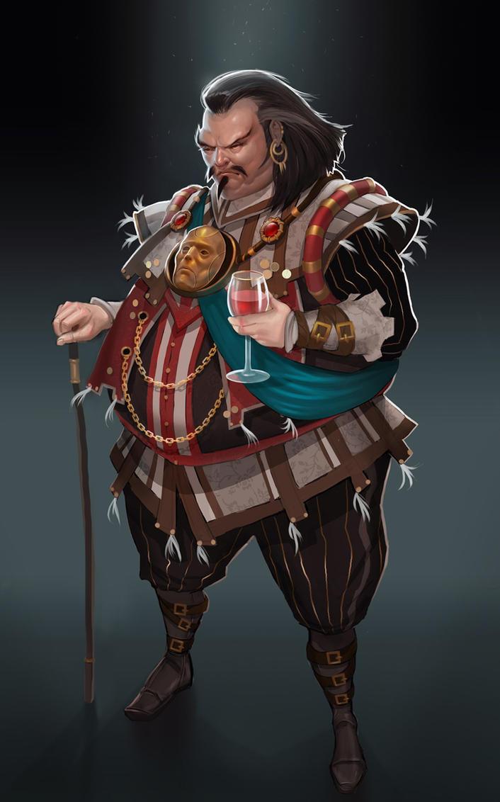 Baron Gota by jrbarker