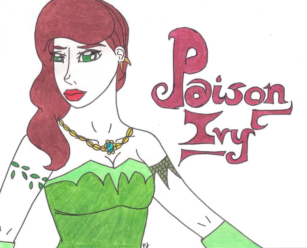 Poison Ivy by Piggie50