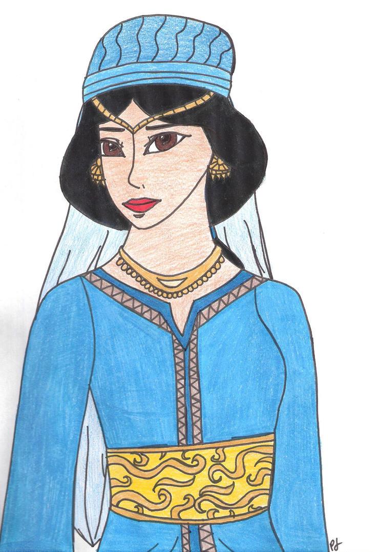 Historical Jasmine by Piggie50