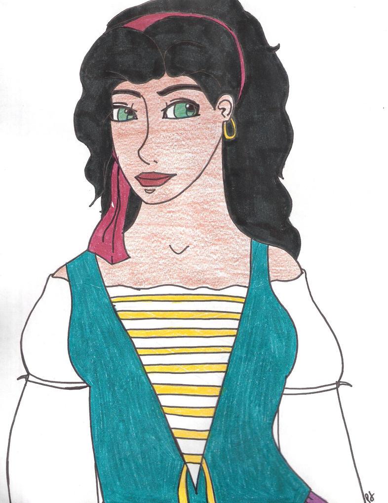 Historical Esmeralda by Piggie50
