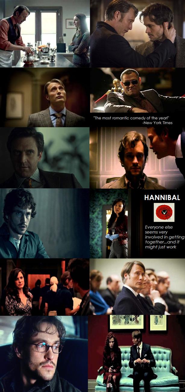 Rom Com Hannibal by Piggie50