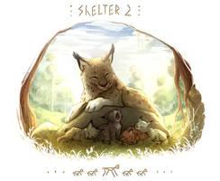 Shelter 2. Mother-lynx