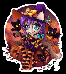 YCH Halloween