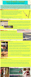 SWORD MAKING TUTORIAL by breathelifeindeeply