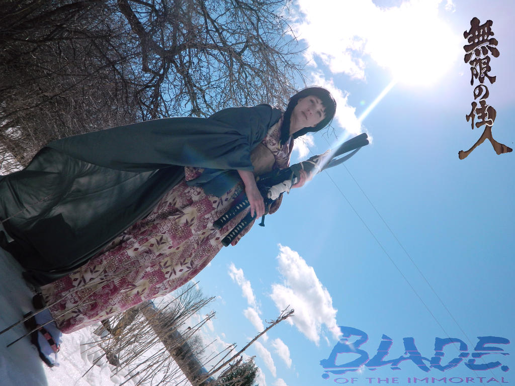 Rin - Blade of the Immortal by breathelifeindeeply