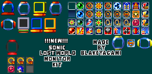 Monitors by BlakeYagami
