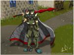 Runescape: Gohan in Torags :D