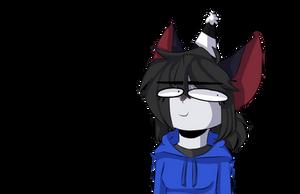 Happy Birthday to me! by JeyTheWerefox
