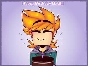 Happy Birthday Matt!!!