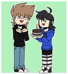 Happy Birthday Kolya!!!