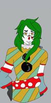 Rococo the clown