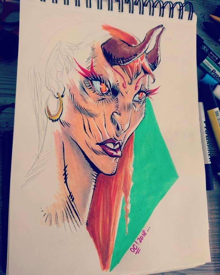 Miss elfe by dumbo972