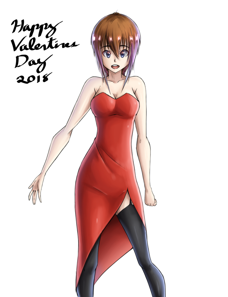 Happy Valentines Day 2018 by AftermaThXCVII