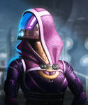 Tali'Zorah vas Normandy by Captn-Cosmos