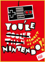 GradeOfCoolness: Nintendo-cool by micropop