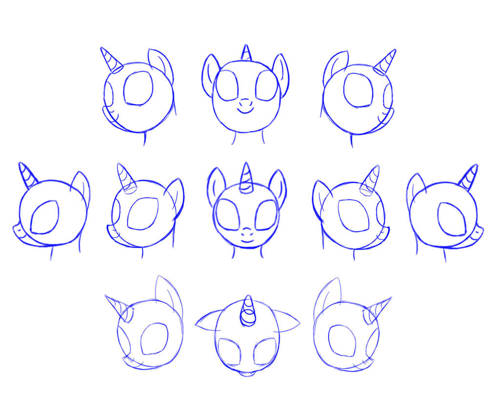 Uncategorized How To Draw Ponies mlp how to draw favourites by crystalnightmarerose on deviantart inkwell pony 5977 612 mlpdraw head pennygu