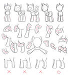 [MLP]draw pony