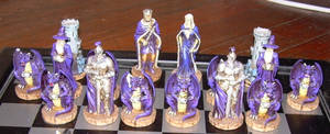 Chess Densive Up-Close Part 1 by King-Arturia-Emiya