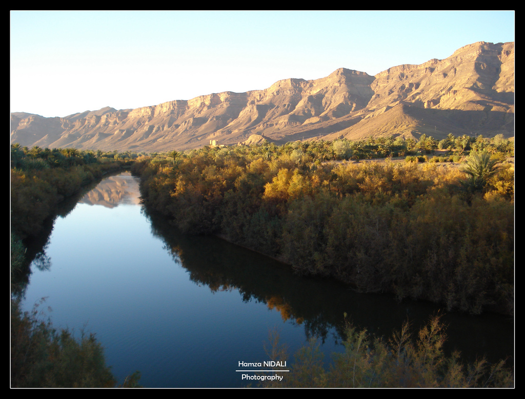 Draa valley by firenapster