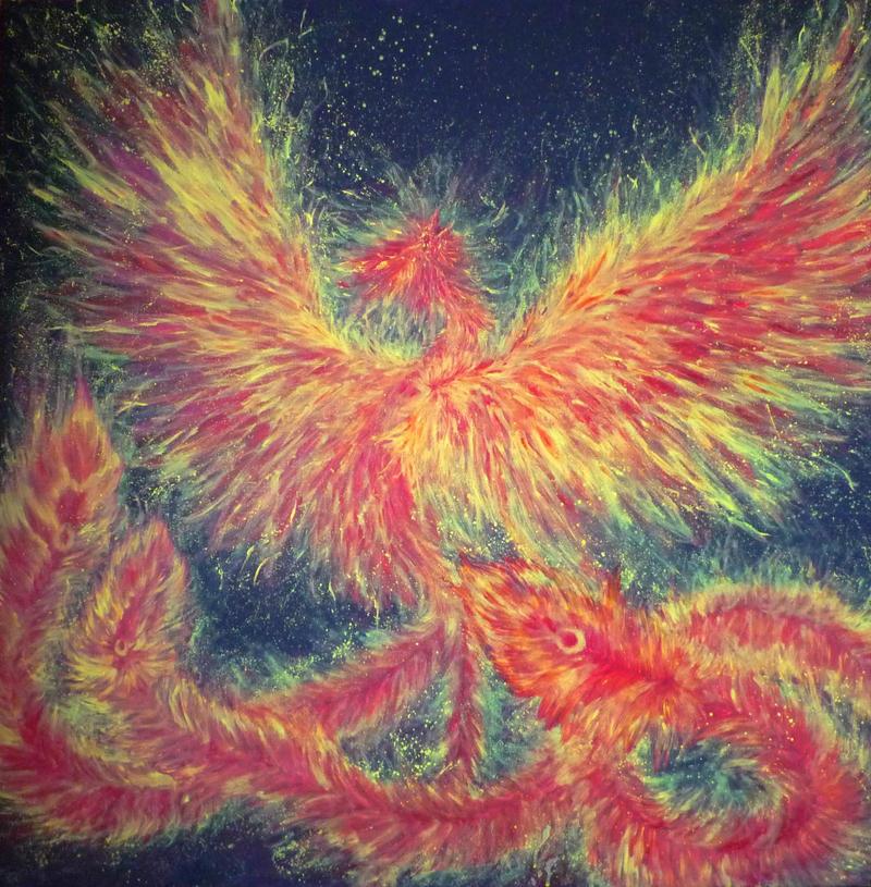 Phoenix by Snoo2Dee