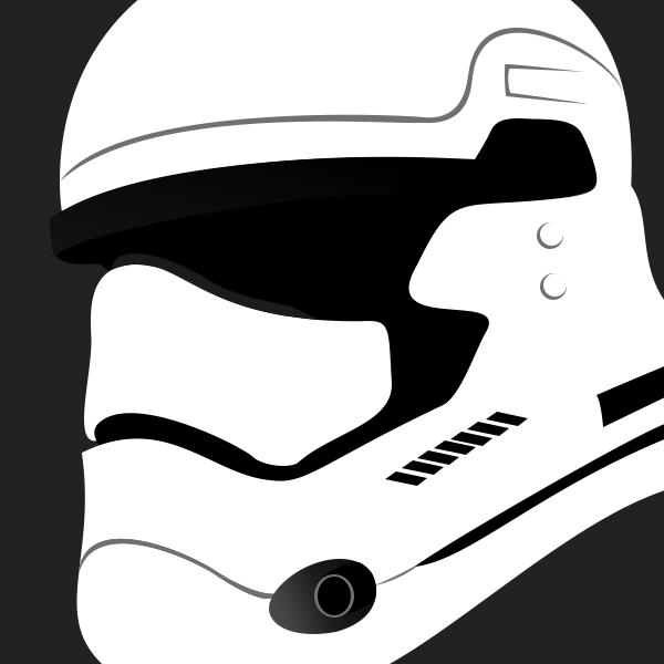 star wars episode iiv stormtrooper by sonarfoobthegreat on deviantart rh sonarfoobthegreat deviantart com stormtrooper vector file stormtrooper vector helmet