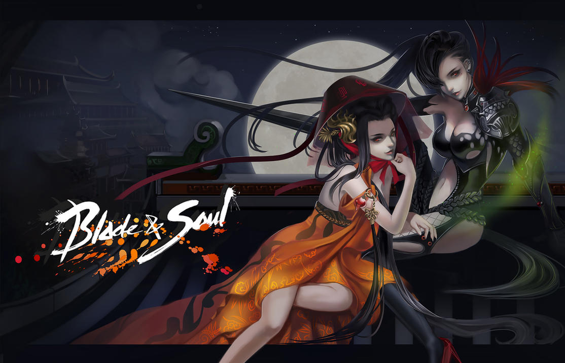 Blade and Soul by long5009 on DeviantArt