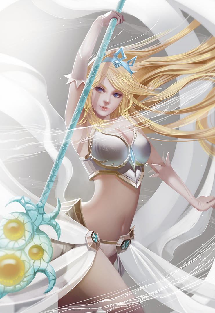 Janna by long5009