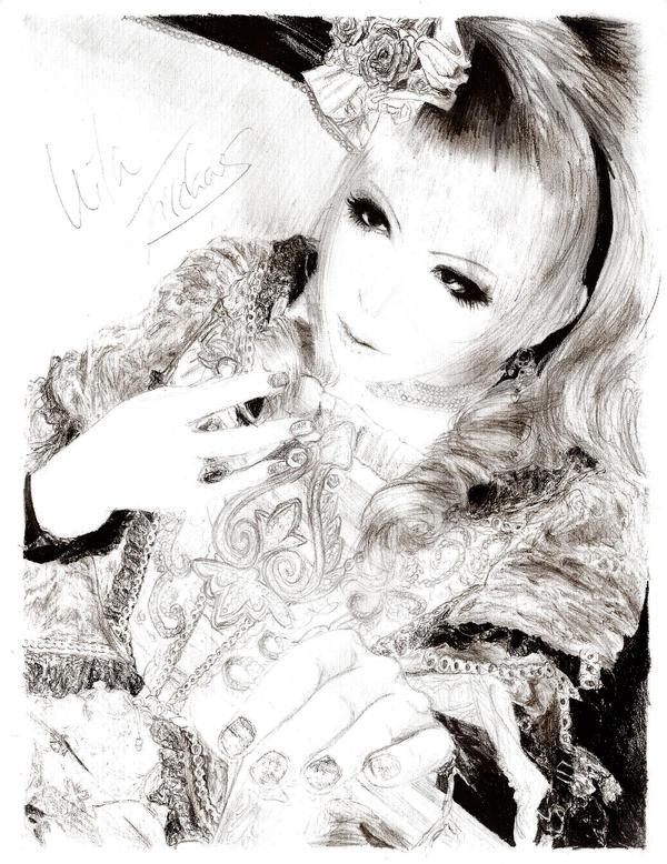L'art a Reira =)_ Du nouveau p.13 -- Update :3 Hizaki_by_ThatsMeReira