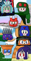 Mega Man 3 Robot Master