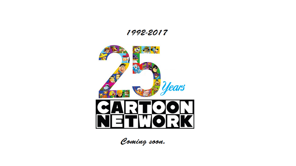 Cartoon Network's upcoming 25th Birthday by ...