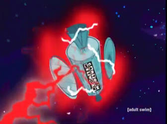 Cartoon Network logo in Captain Sturdy