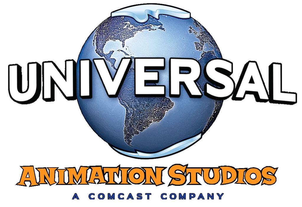 universal animation studios vector logo by redheadxilamguy