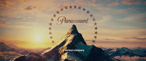 Paramount Pictures logo (with Verizon byline)