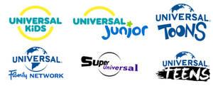 Universal Kids Worldwide Networks