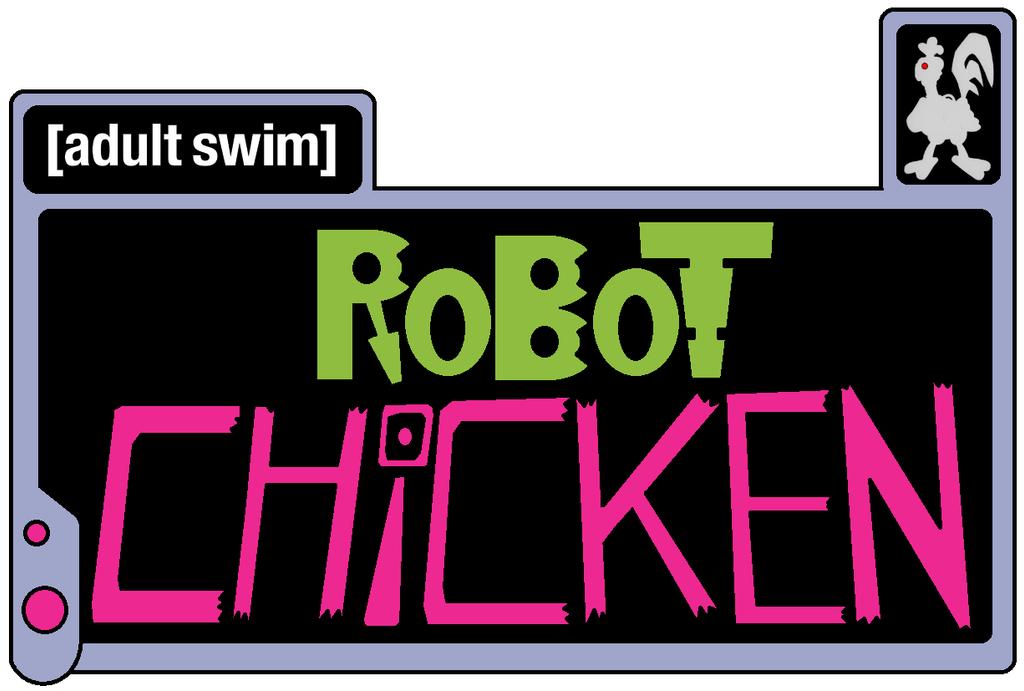 Robot Chicken Invader ZiM Themed Logo By RedheadXilamGuy