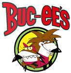 Buc-Ee's logo (Angry Beavers style)