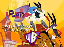 Ratz on Kids' WB!