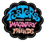 Foster's Home for Imaginary Friends prototype logo