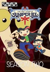 Juniper Lee Season Two (Shout! Factory DVD) by RedheadXilamGuy