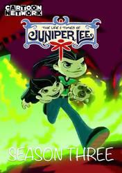 Juniper Lee Season Three (Shout! Factory DVD) by RedheadXilamGuy