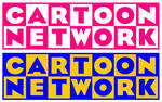 Cartoon Network prelaunch checkerboard logos