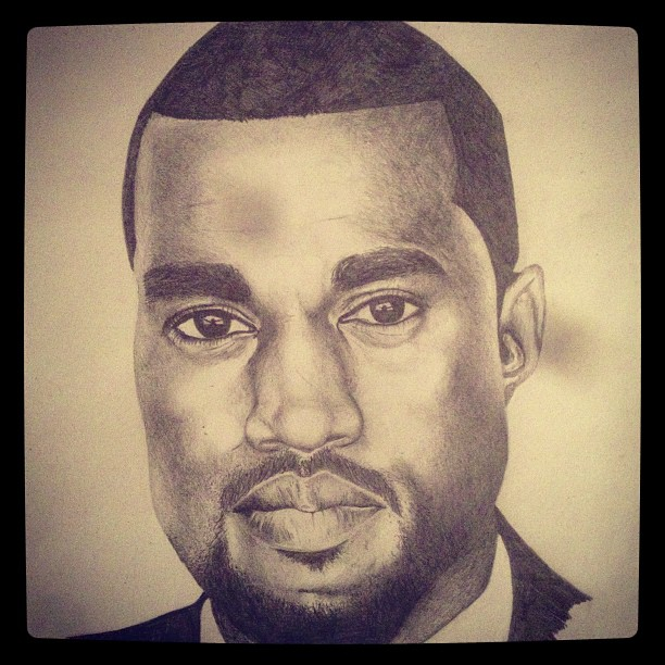 Kanye West by Captainkt89
