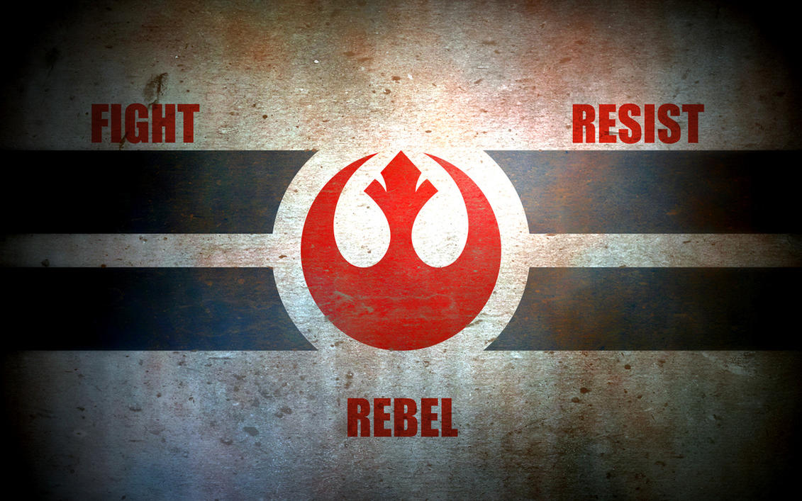 Rebel Alliance by mezman24