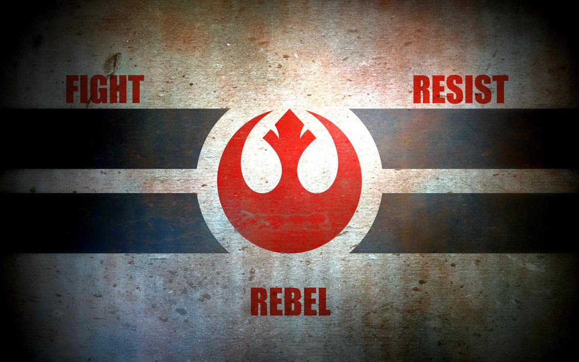 Rebel Alliance by mezman24
