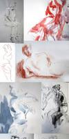 Modele-vivant by KitKid