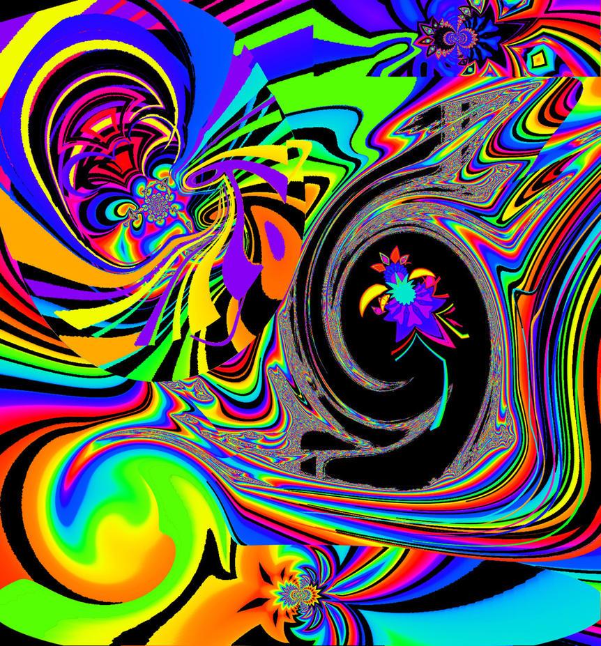 70s Acid Trip By