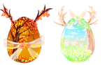 [CLOSED] Autumn/Spring Deer Mystery Eggs {AUCTION}