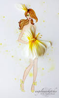 Spring Breeze (Paint splash edition)