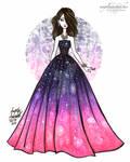 Galaxies Dress