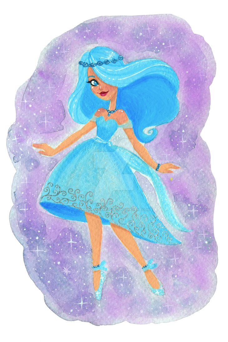 Celestial by angelaaasketches